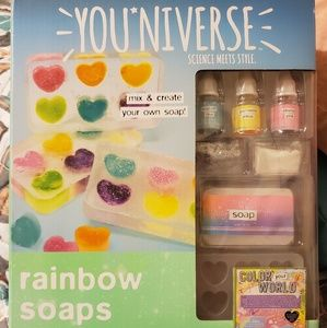 You*Niverse science meets style soap kit